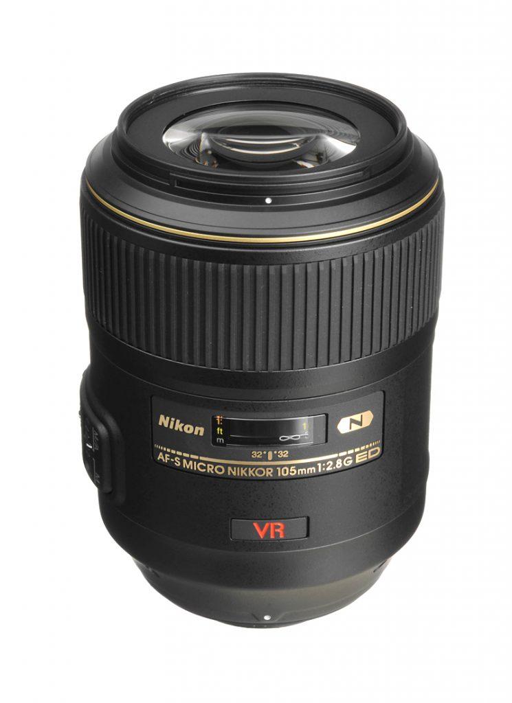 AF-S VR Micro-Nikkor 105 mm 1:2,8G IF-ED