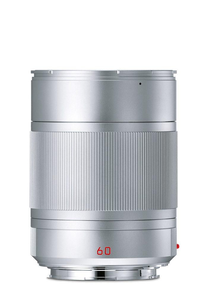 Leica APO-Macro-Elmarit-TL 1:2,8/60 ASPH. / silver