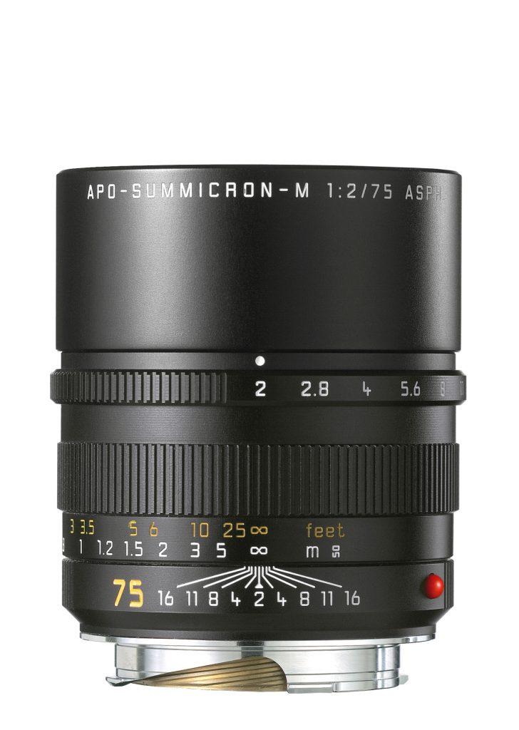 Leica APO-Summicron-M 1:2/75 mm