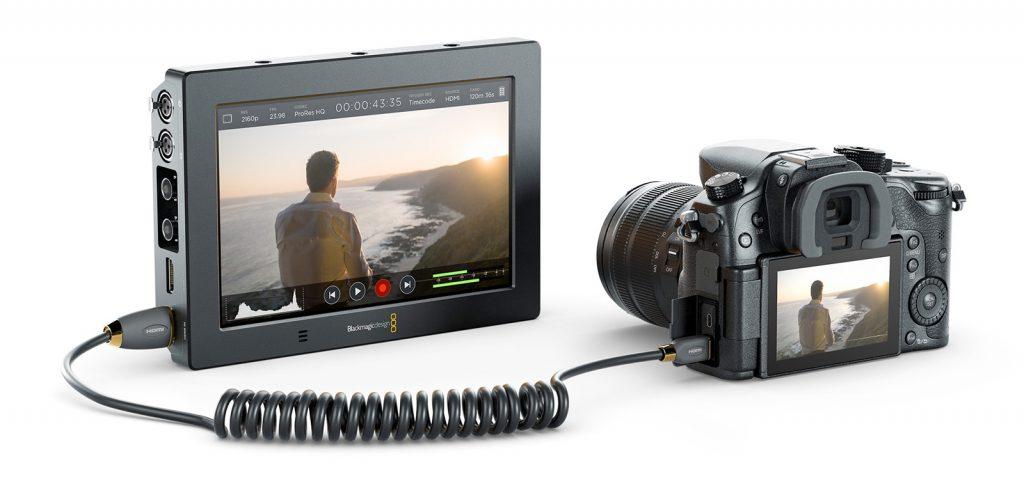 Blackmagic Video Assist und Blackmagic Video Assist 4K