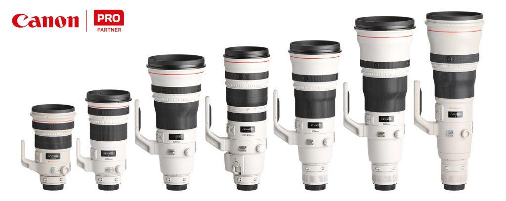 Canon L Objektive: