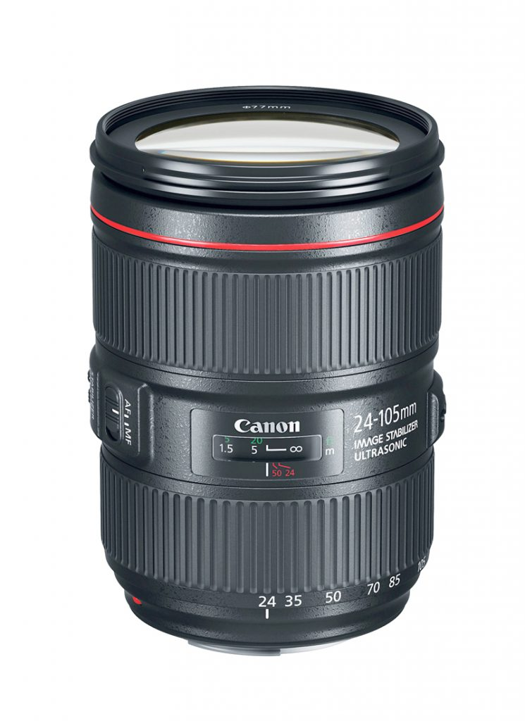 Canon EF 24-105mm f/4L IS II