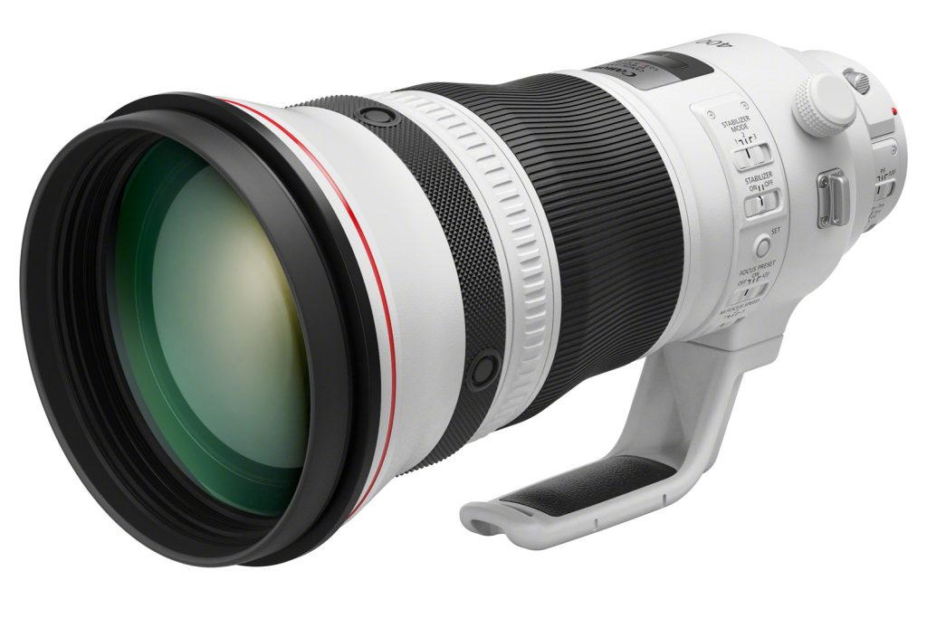 Canon EF 400mm F2 8L IS III USM