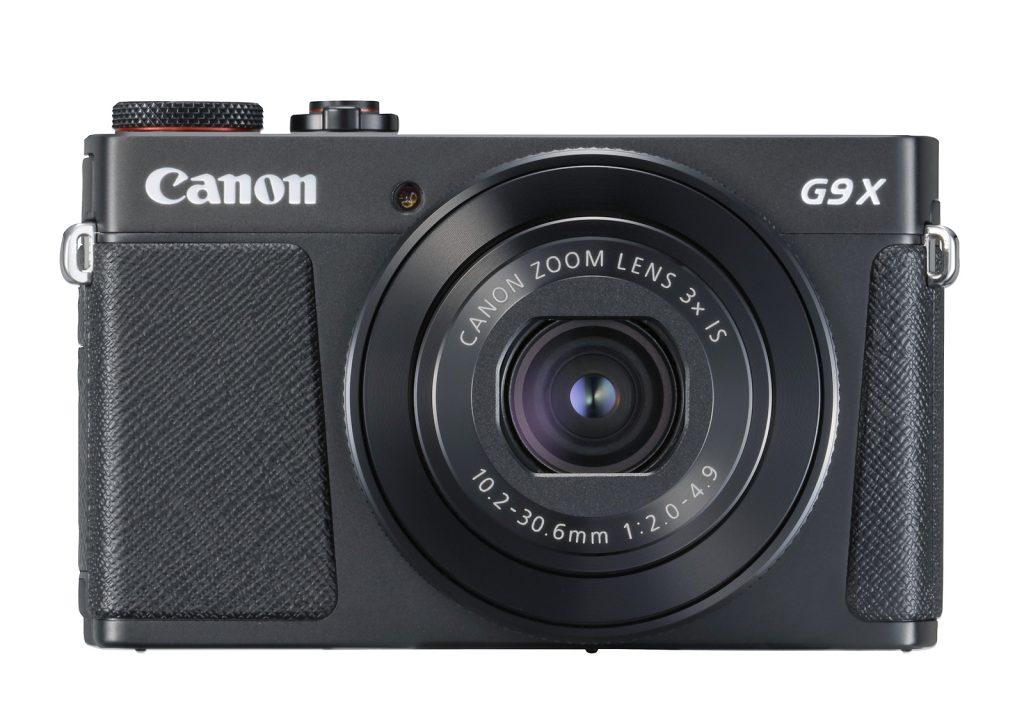 Canon PowerShot G9 X Mark II - schwarz