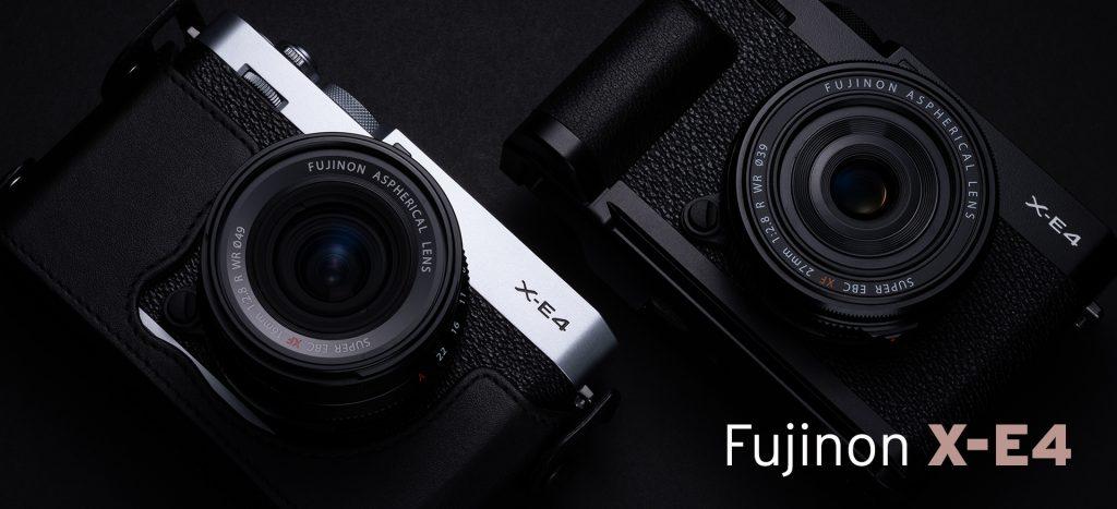 Fujinon X-E4