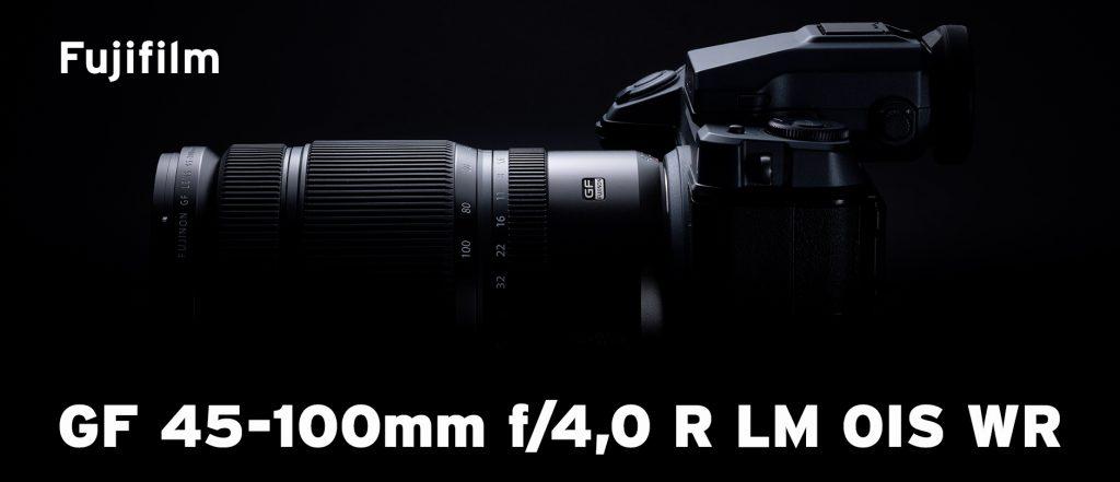 Fujifilm GF 45-100mm f/4,0 R LM OIS WR