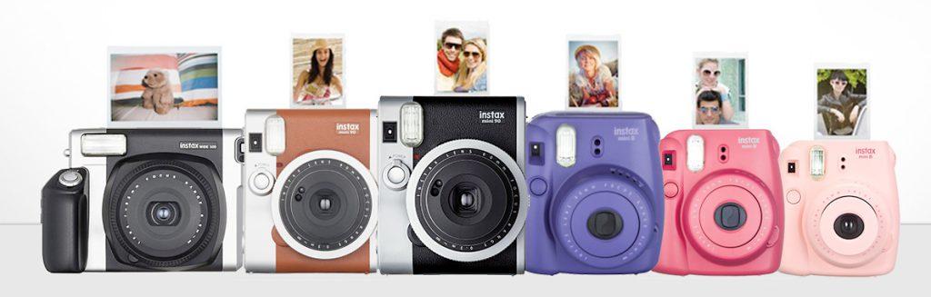 (Fuji Instax Instant Kameras)