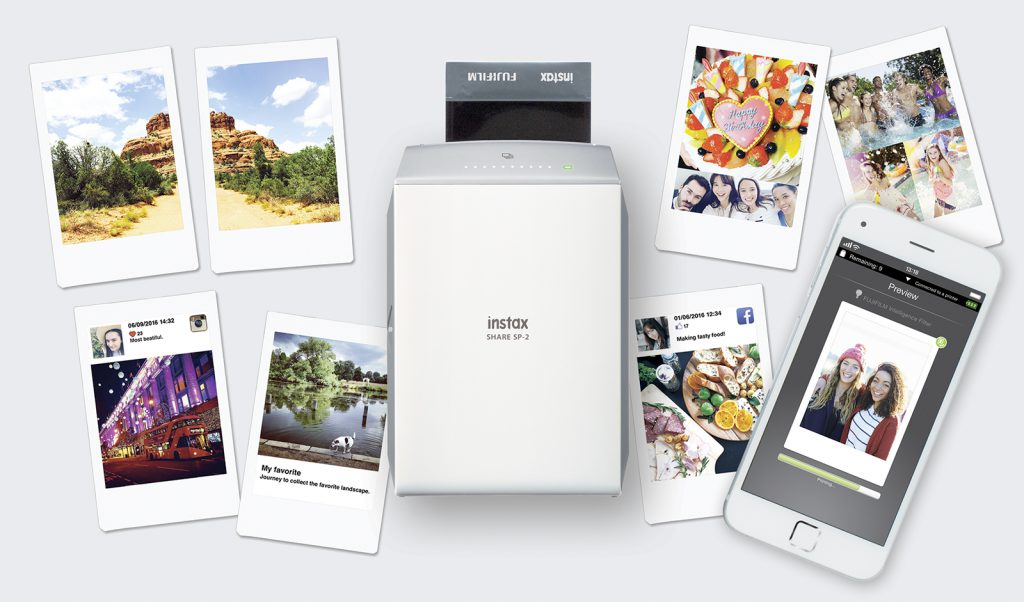 (Fuji Instax Share SP-2 Printer)