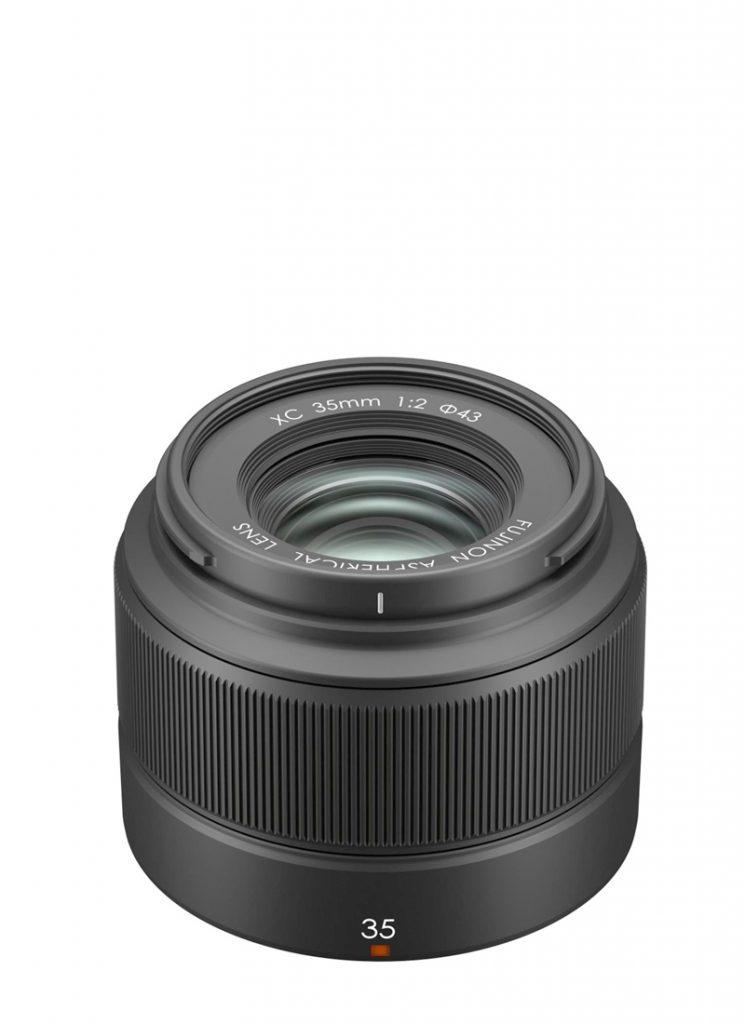 Fujifilm XC 35mm F.2