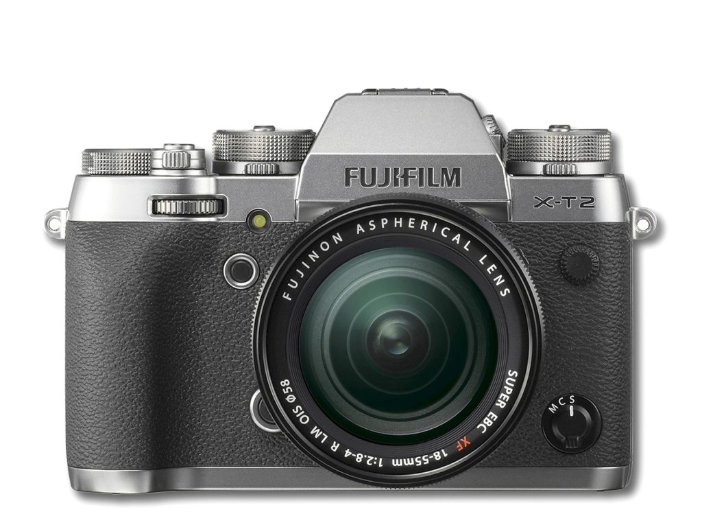 Fujifilm X-T2 Silber