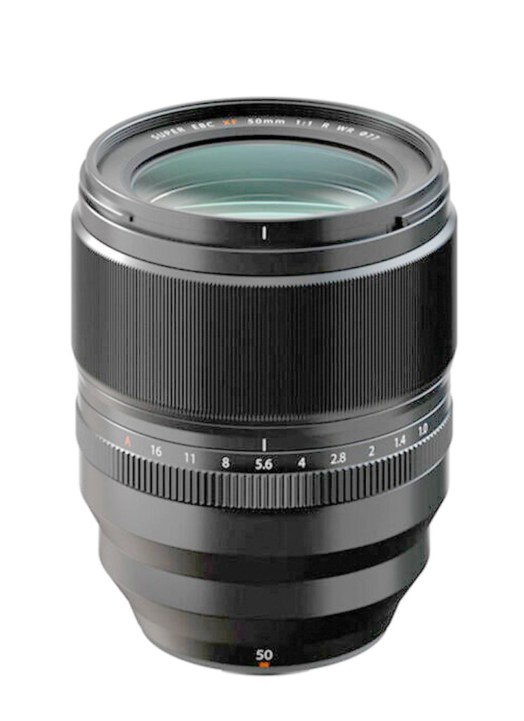 Fujinon XF50mm 1.0 R WR