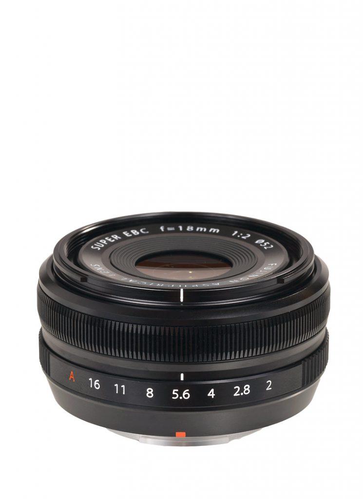 Fujinon XF 18mm f/2 R