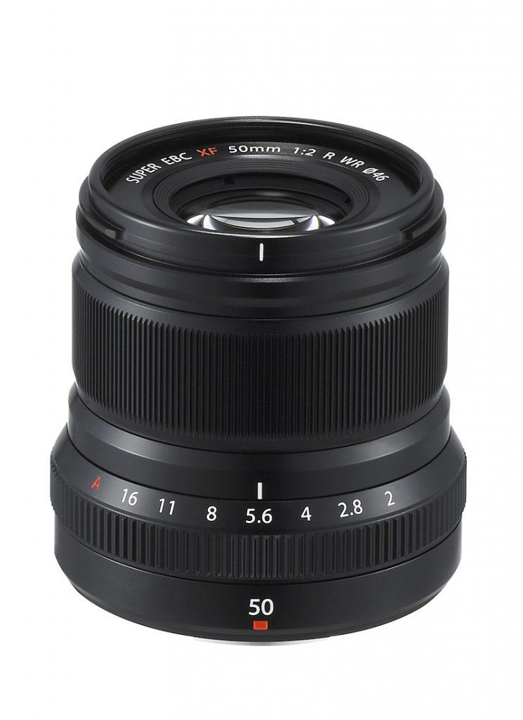 Fujinon XF 50mm f/2 R WR Schwarz