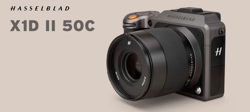 Hasselblad X1D - refreshed ab Werk! – Die Mittelformat System-Kamera Hasselblad X1D II