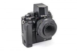 Nikon F3 / 55mm 2.8 Macro