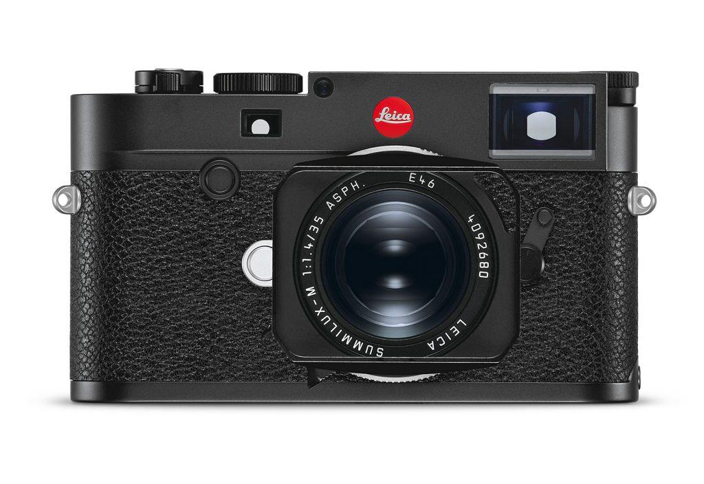 Leica M 10 schwarz