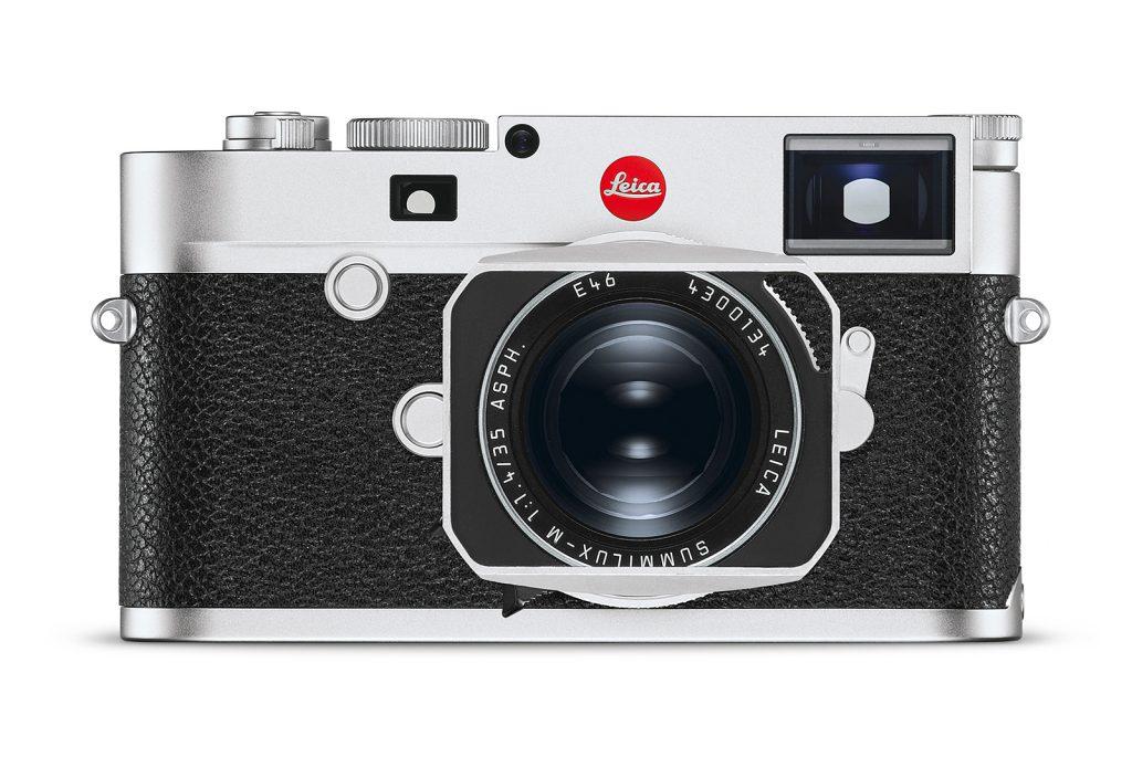 Leica M 10 silbern verchromt
