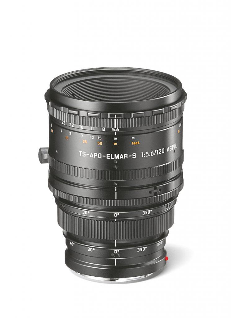 LEICA TS-APO-Elmar-S 1:5,6/120 mm