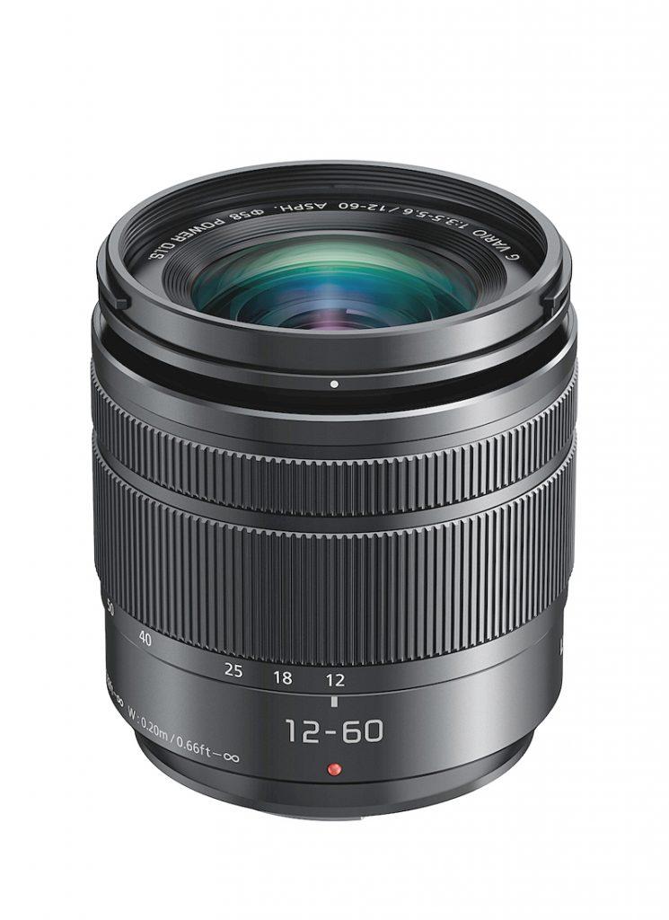 Lumix G Vario 12-60mm f/3.5-5.6 ASPH. O.I.S.