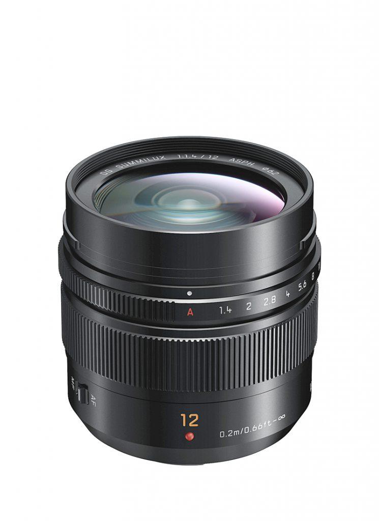 Leica DG Summilux 12mm f/1.4 ASPH.