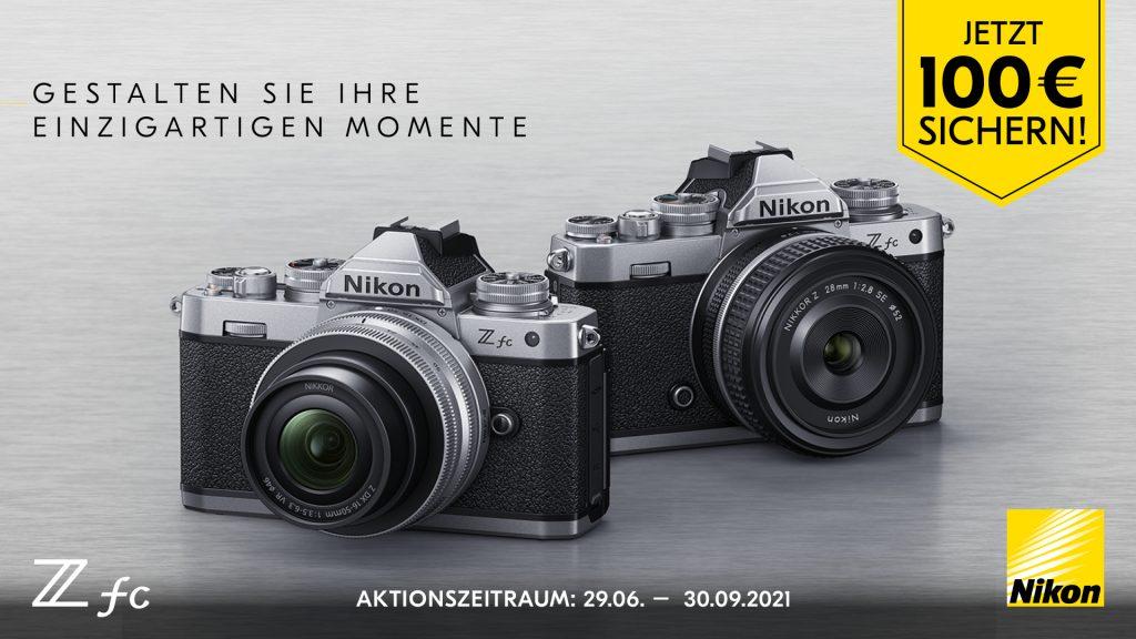 Die Nikon Z fc