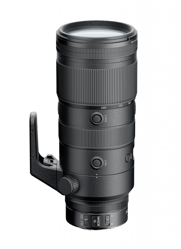 NIKKOR Z 70–200 mm 1:2,8 VR S