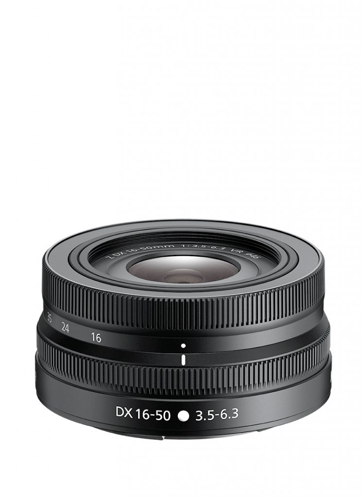 NIKKOR Z DX 16-50 mm 1:3,5-6,3 VR