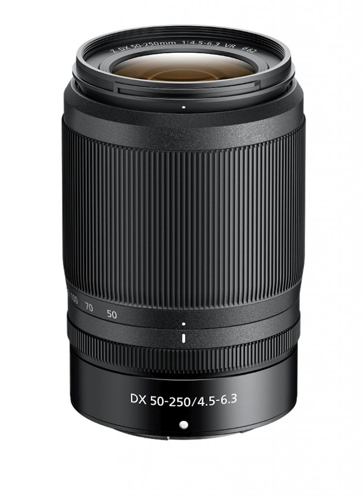 NIKKOR Z DX 50-250 mm 1:4,5-6,3