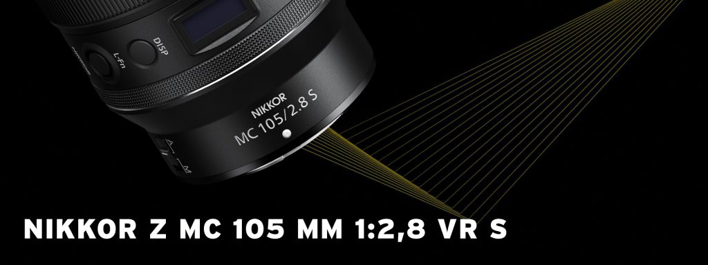 NIKKOR Z MC 105 mm 1:2,8 VR S
