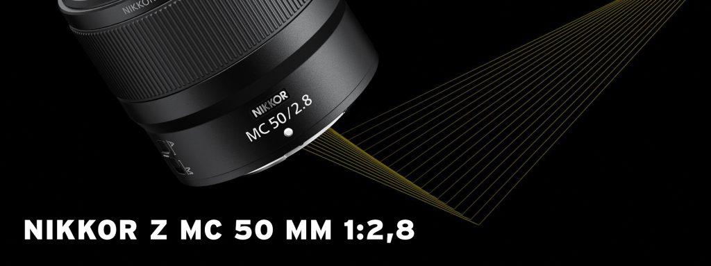 NIKKOR Z MC 50 mm 1:2,8
