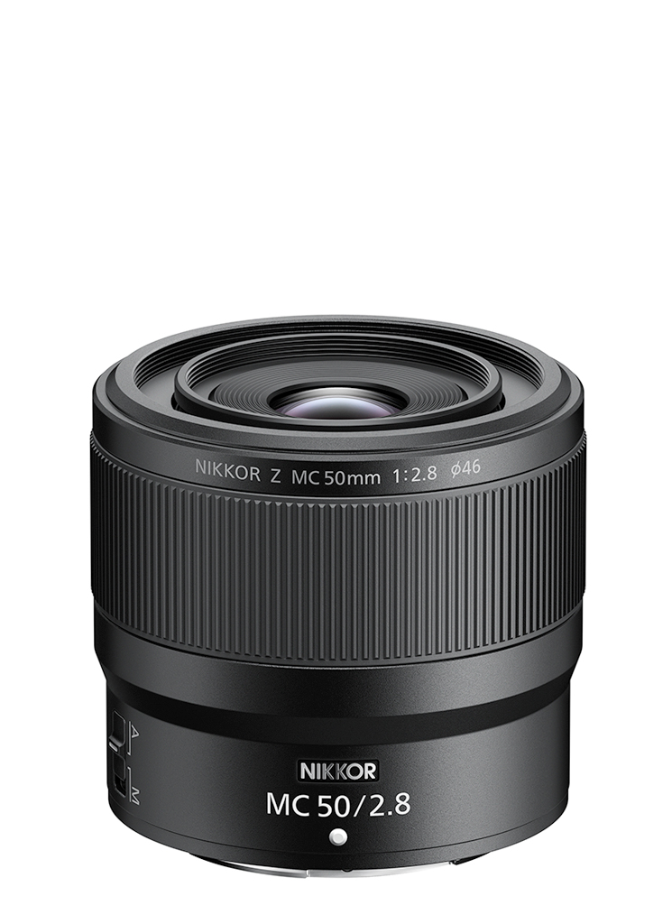 NIKKOR Z MC 50mm f2.8