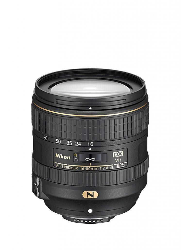 Nikkor AF-S DX 16-80mm 1:2,8-4,0 E ED VR
