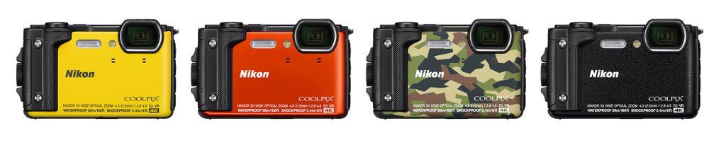 Nikon W300