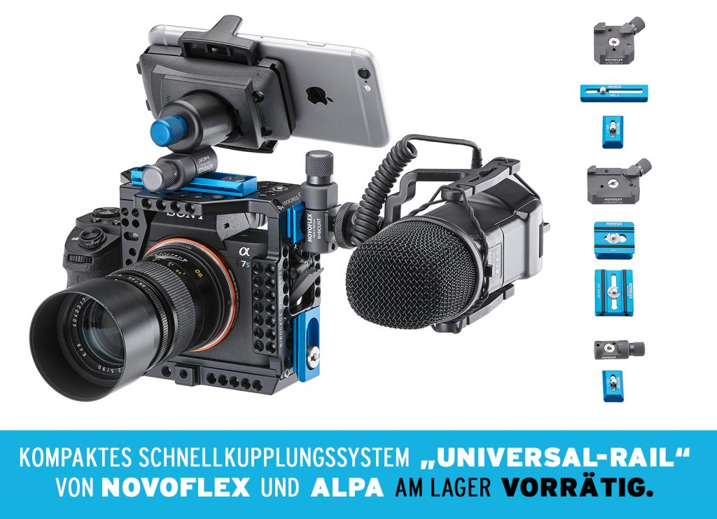 (Novoflex Universal-Rail)