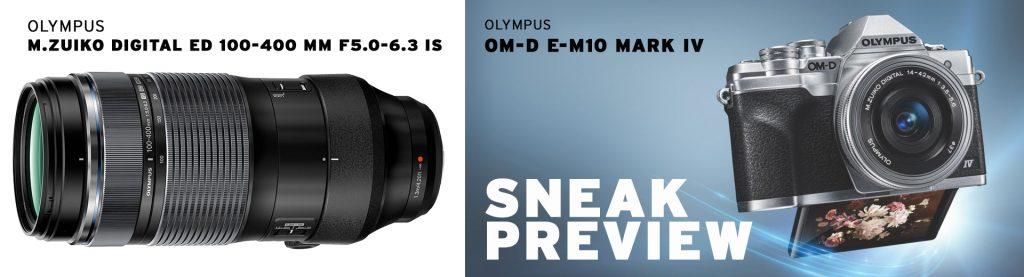 (Olympus Sneak Preview am Samstag 15.08.2020! Testen Sie vorab die neue Kamera und das neue Objektiv bei uns vor Ort.)