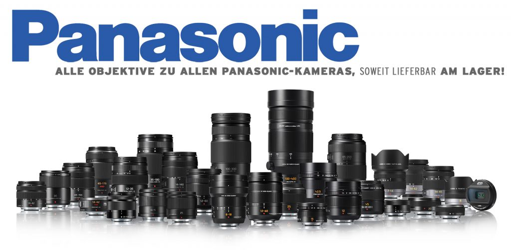 (Panasonic Objektiven Familie)