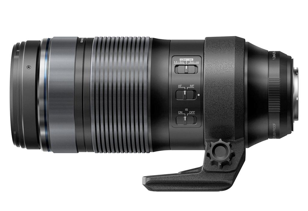 Zuiko 100-400mm IS
