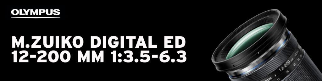 Olympus M.Zuiko Digital ED 12-200 mm 1:3.5-6.3