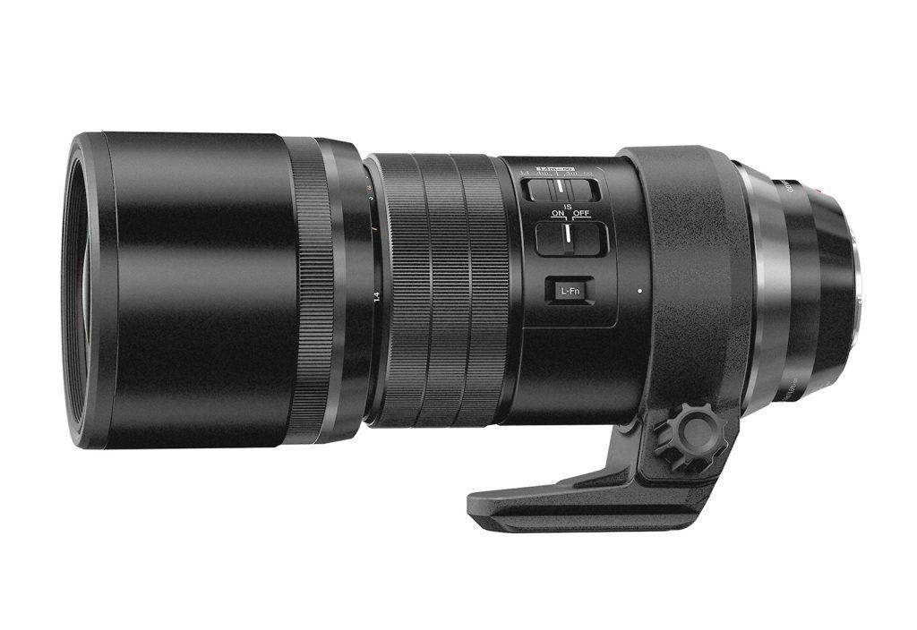 M.ZUIKO DIGITAL ED 300mm F4.0 IS PRO MFT
