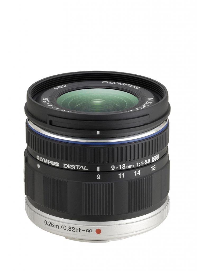 M.ZUIKO DIGITAL ED 9-18mm F4.0-5.6 MFT
