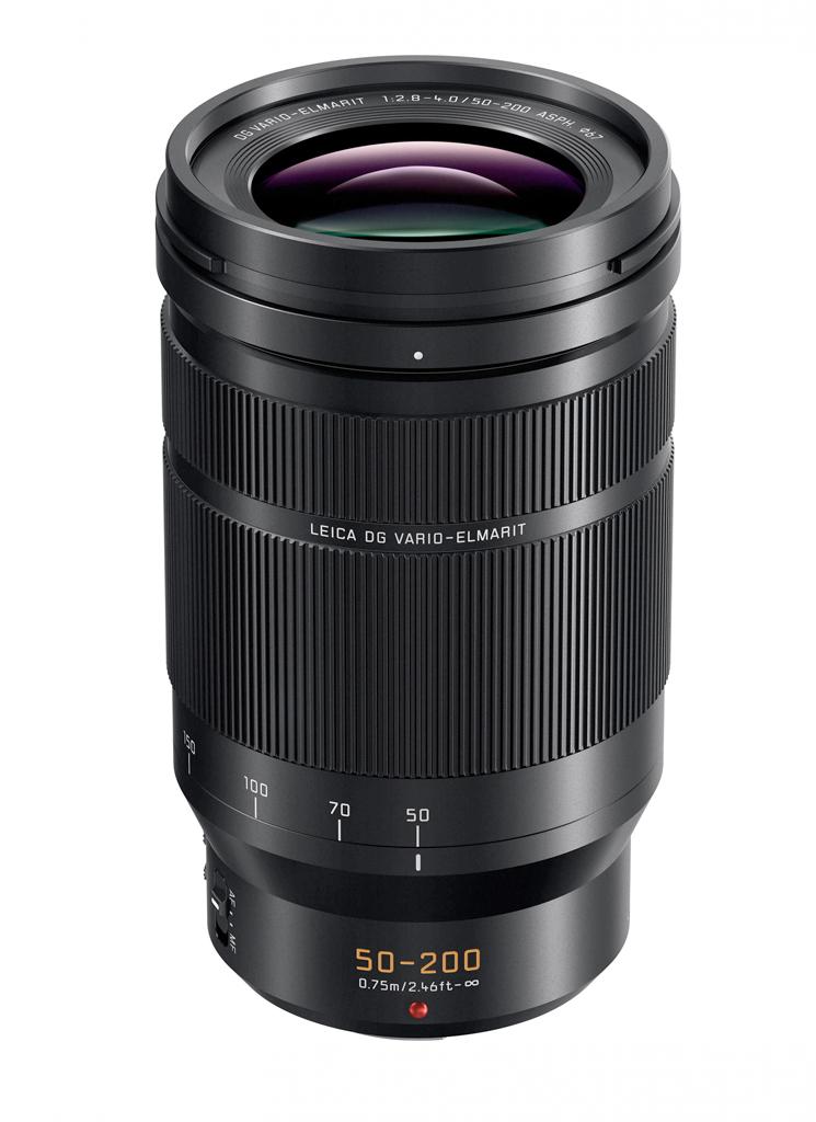 Panasonic Leica DG Vario-Elmarit 50-200mm / F2.8-4.0 ASPH. / Power O.I.S