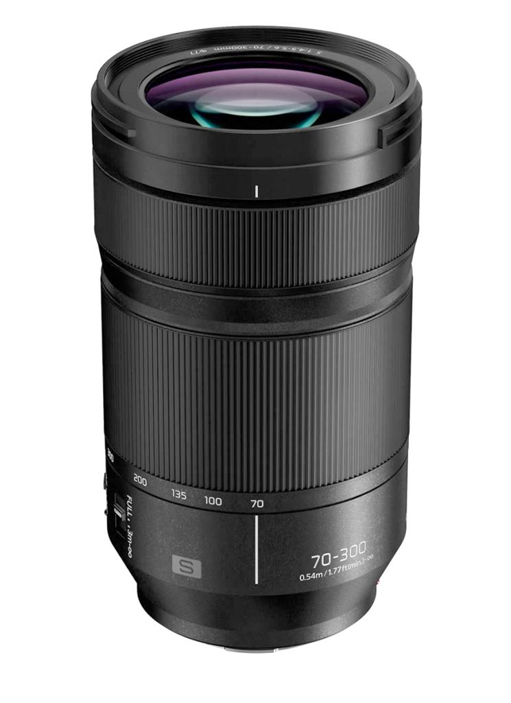 Panasonic Lumix S PRO 70-300mm/F4,5-5,6 Makro O.I.S.