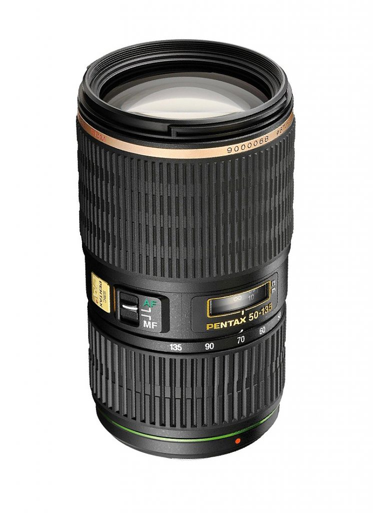 Pentax 50-135mm f/2.8 ED SDM