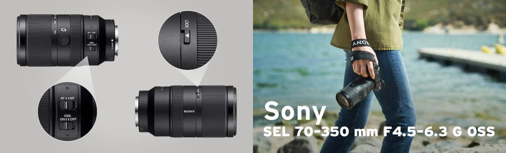 Sony SEL 70-350 G OSS