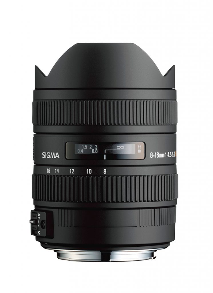 8-16mm F4,5-5,6 DC HSM