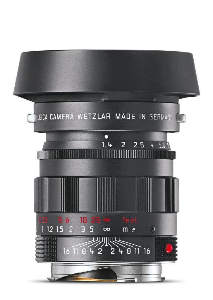 Leica Summilux-M 1:1,4/50mm ASPH. / verchromt