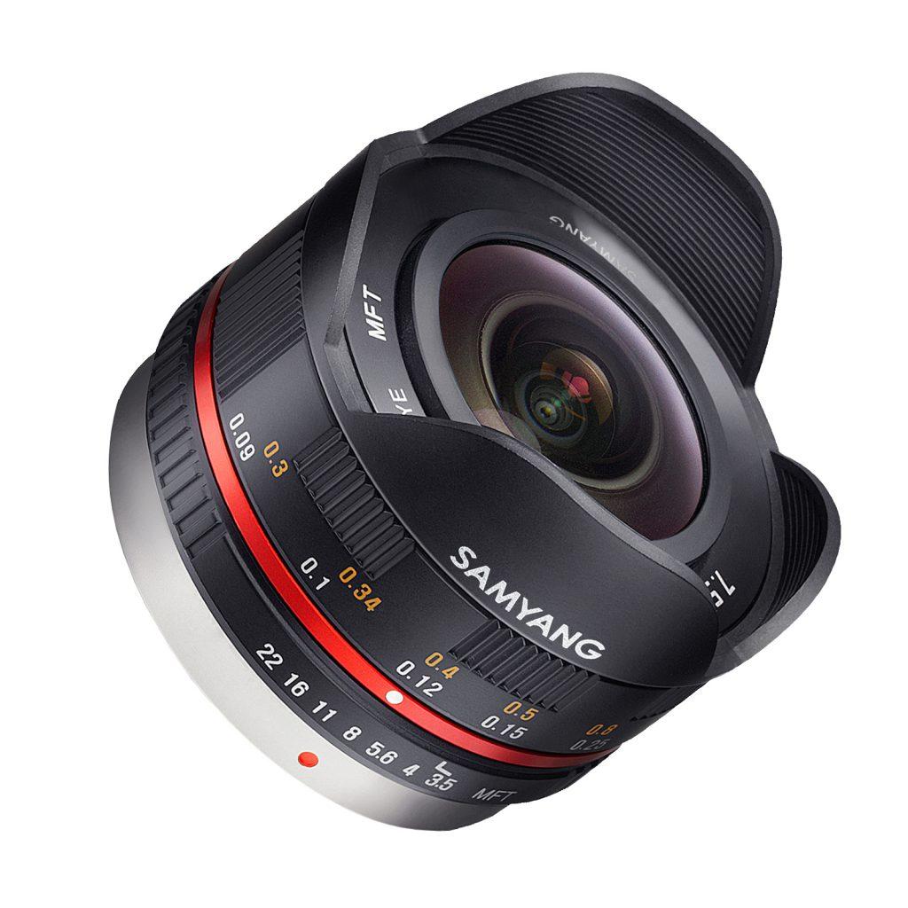 SAMYANG 7,5mm F3.5