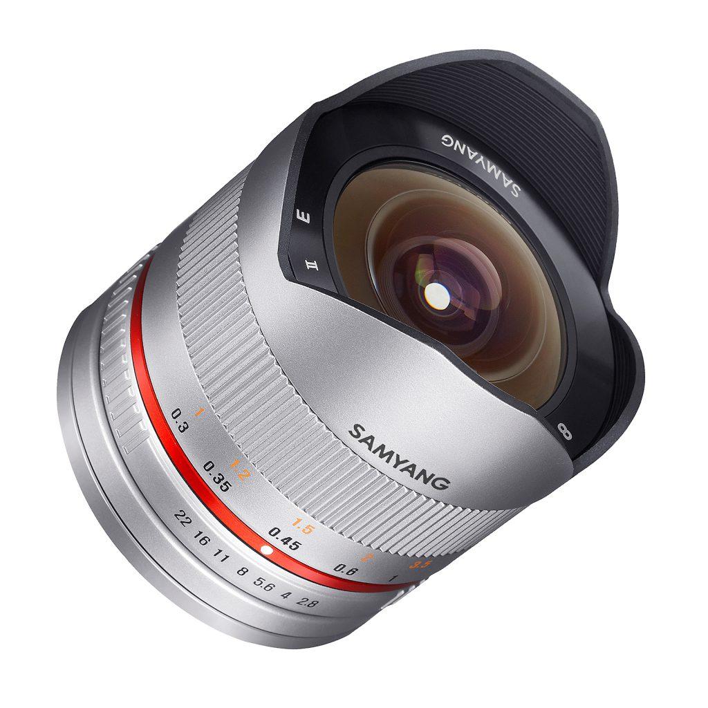SAMYANG 8mm F2.8