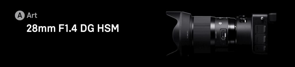 Sigma 28mm 1,4 DG HSM | ART