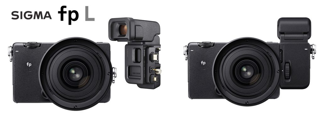 SIGMA Ankündigung: SIGMA fp L – die weltweit kleinste und leichteste (Stand: März 2021) spiegellose Wechselobjektiv-Kamera mit 6 Megapixel Vollformat-Bildsensor!